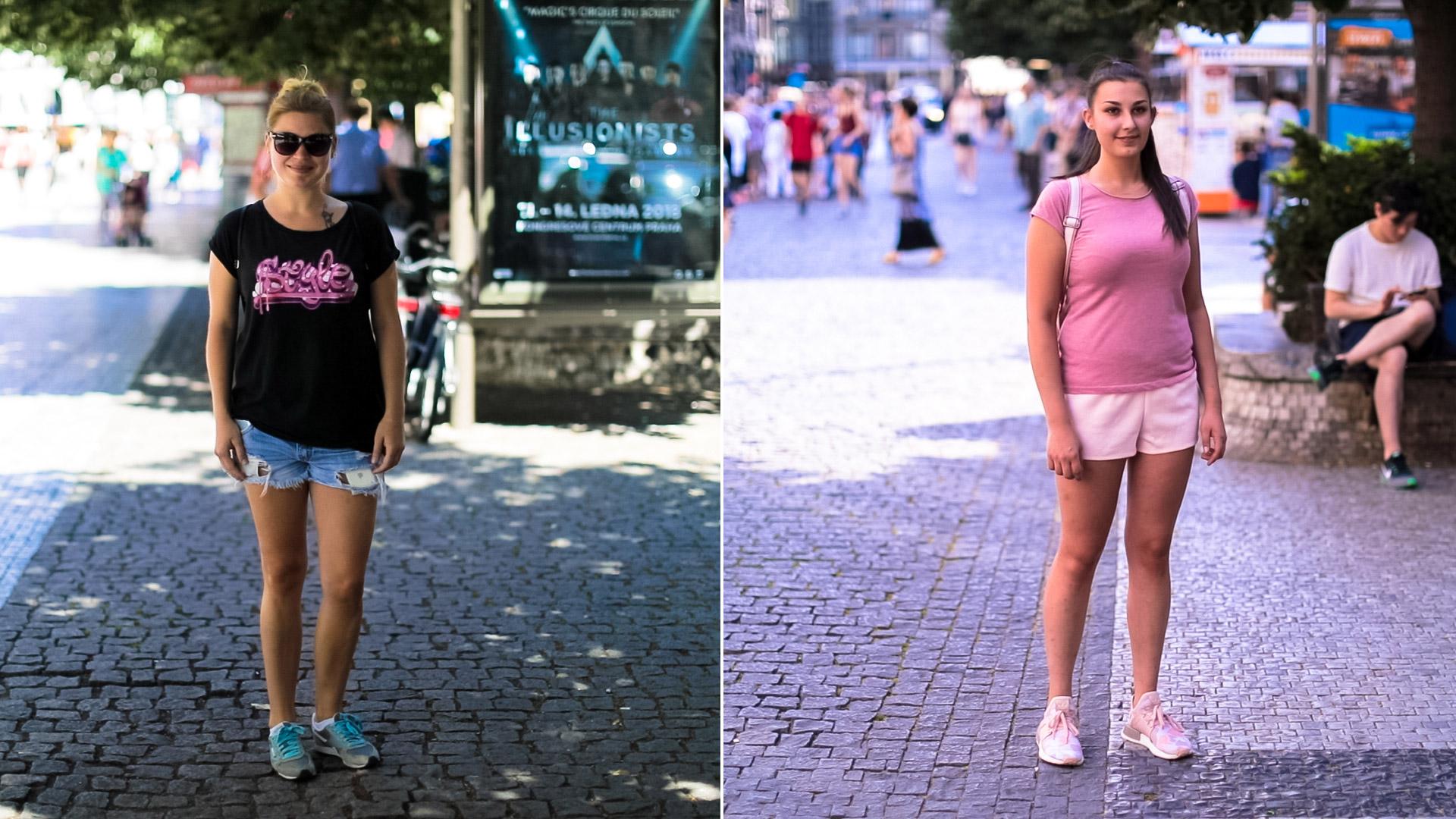 Česká módní specialita  Sportovní styl! Jaké tenisky jsou tabu  - Proženy c02787c702