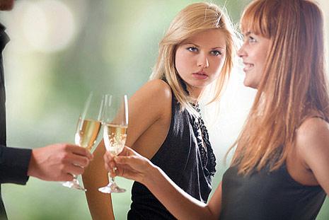 Randí se svou nejlepší kamarádkou s bývalou manželkou