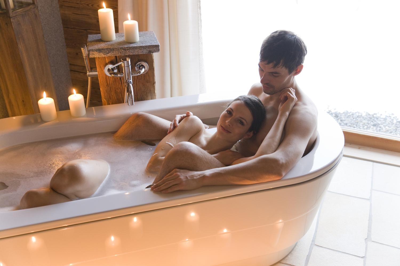 Секс порно в романтической ванне, Секс в ванной. Порно видео с девушками 17 фотография
