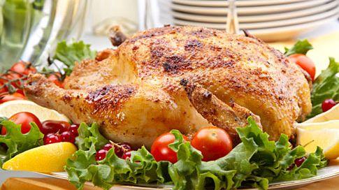 Výsledek obrázku pro pečené kuře