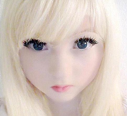 Japonské živé sexuální panenky
