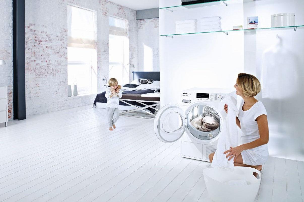napojení vypouštěcí vany na prádlo