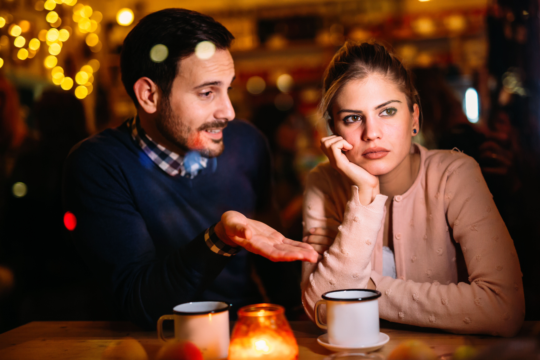 Rozpad po 4 měsících randění