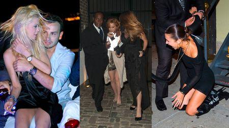 Celebrity namol: Jaká herečka šla na divoký mejdannaostro?