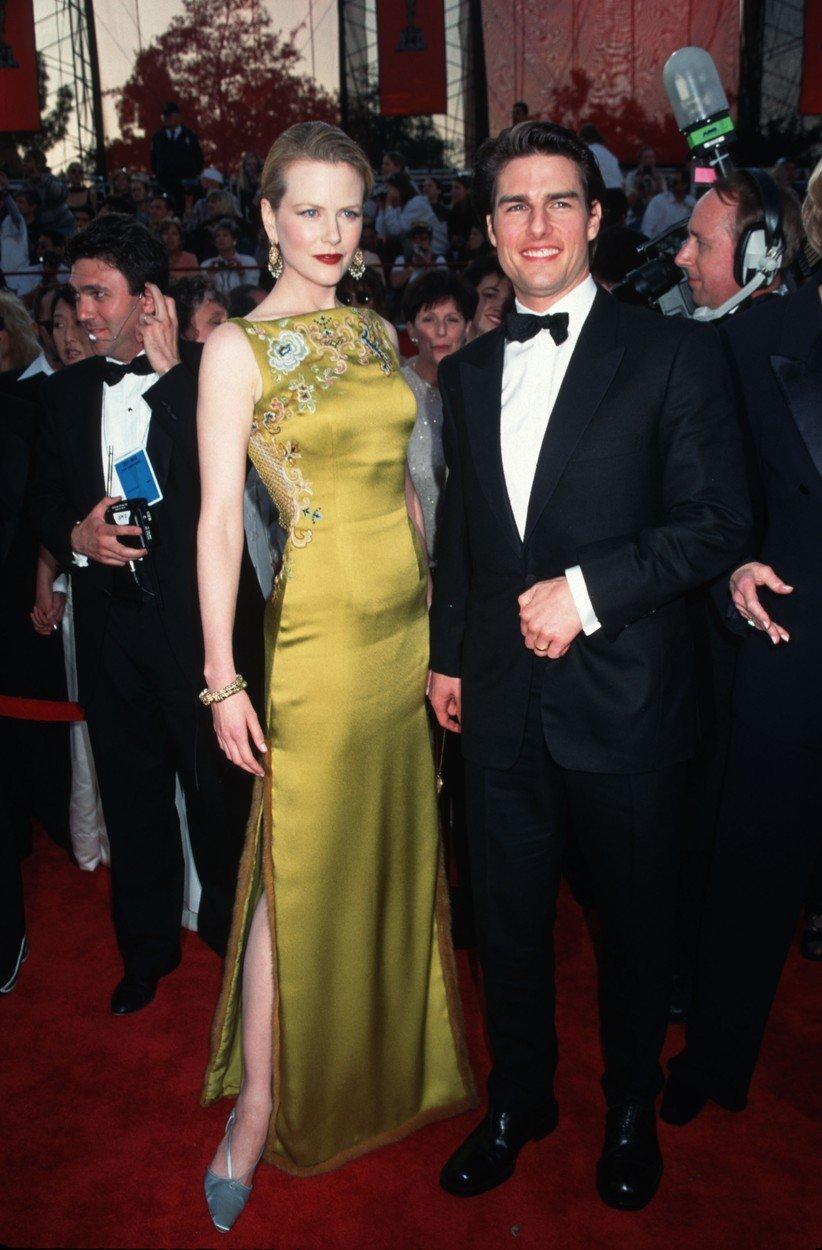 Stárne vůbec  10 nejkrásnějších šatů Nicole Kidman (51) - Proženy 5304a062c3