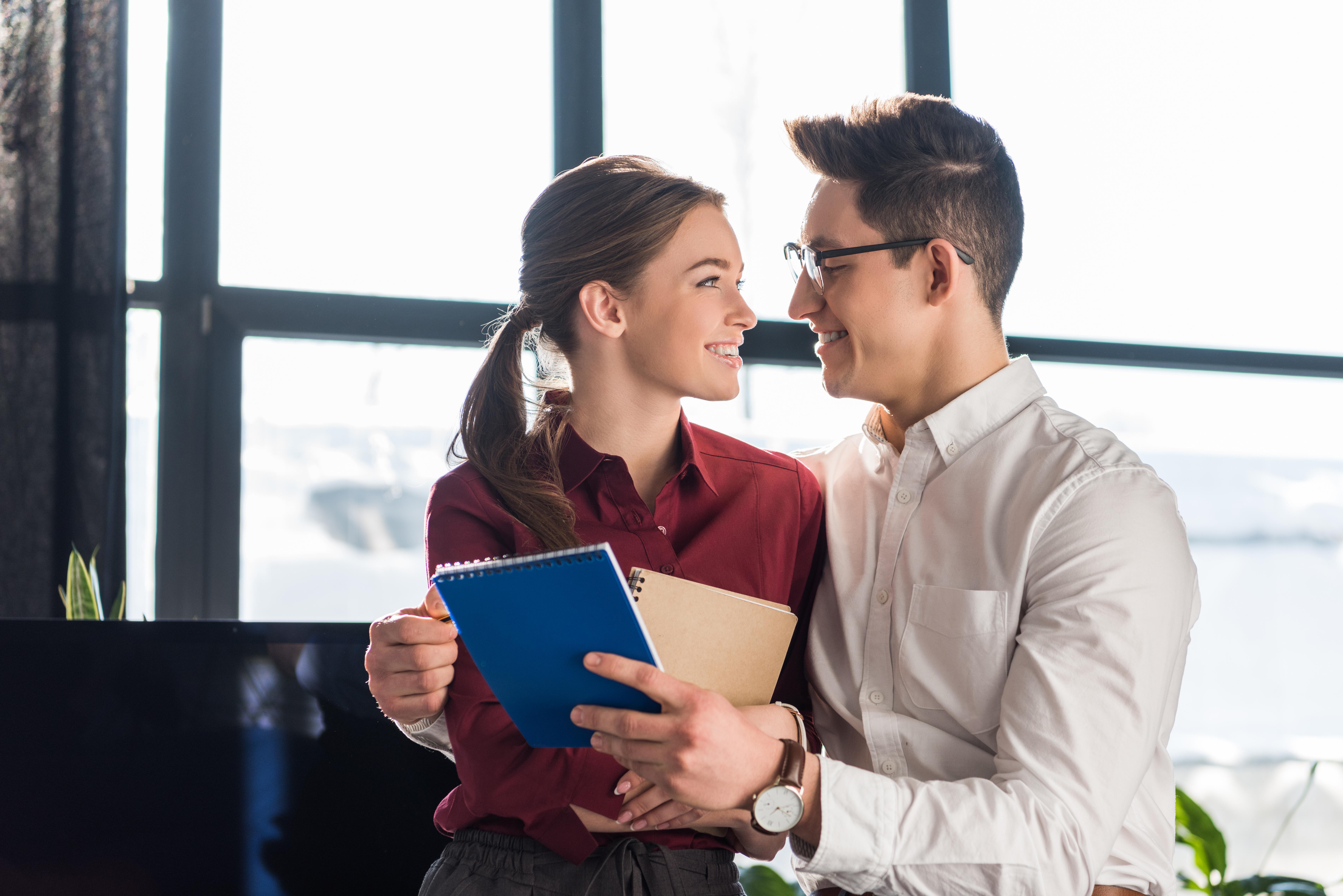 Randění se spolupracovníkem