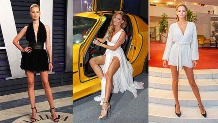 Andrea Verešová (38) vs. Eva Longoria (44): Která má krásnější nohy? Tyhle fotky se vám budoulíbit