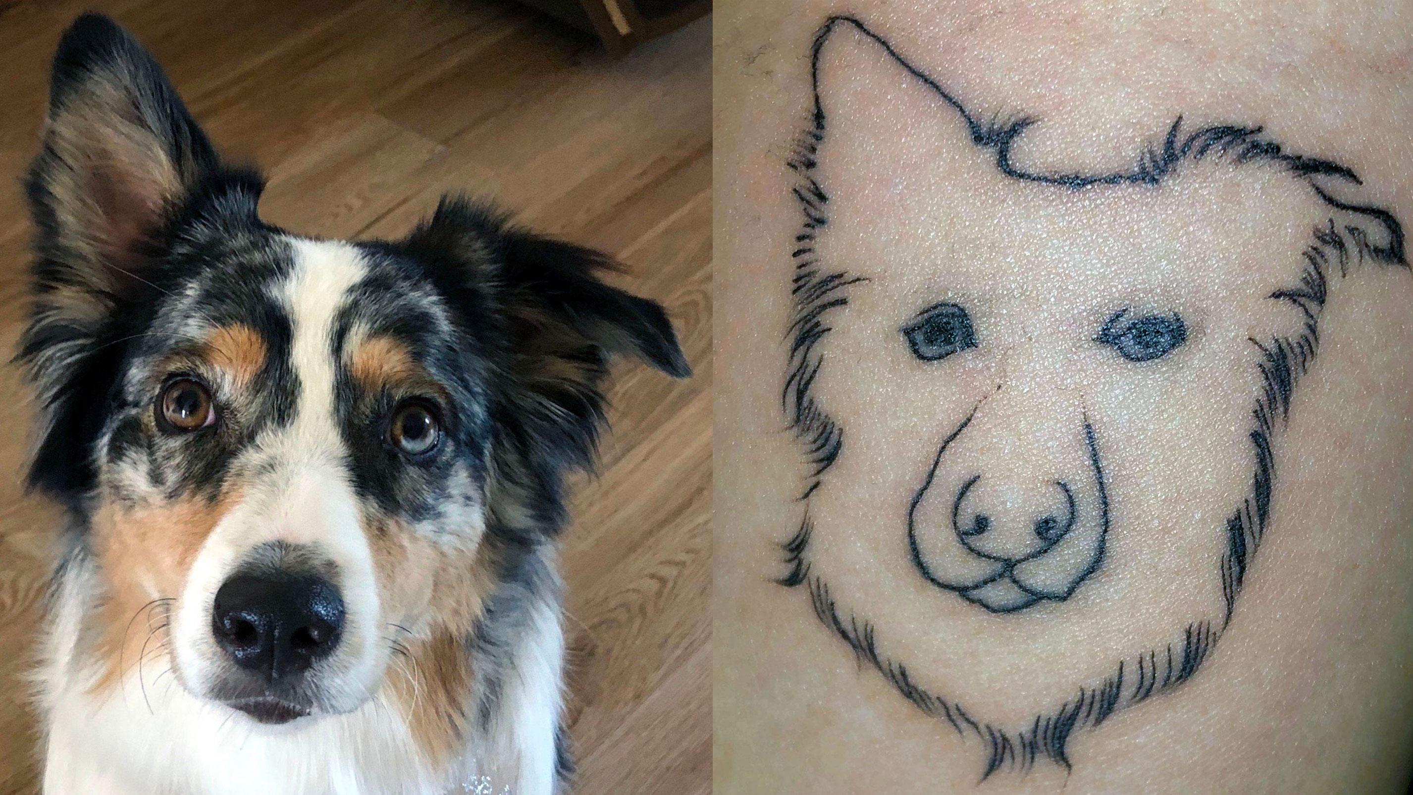 tetování seznamka Austrálie