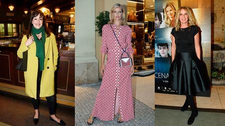 Tyhle Češky v módě opravdu válí! Anna K., Ivana Chýlková i Barbora Strýcová. Čím si nászískaly?