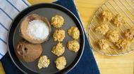 Měkké a lahodné kokosky. Jen strávníkům raději neříkejte, co je tajnou ingrediencí