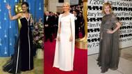Jitka Čvančarová v průsvitných šatech, Angelina Jolie sexy jako nikdy jindy. Kdo vynesl nejikoničtější róby posledních desetilet?